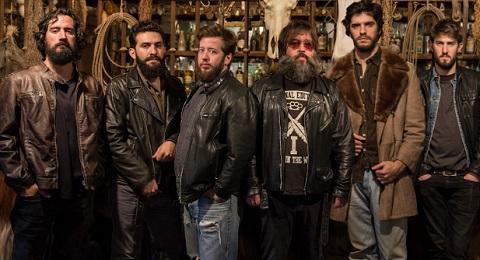 Los Tabaleros, Guauchos y Piti Fernández en Konex